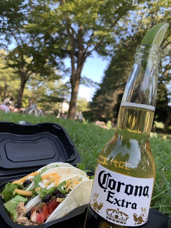 ダイエットにも有効な自然の中で昼食をとる事!休日は解放的な空間で免疫細胞を活性させよう!の画像