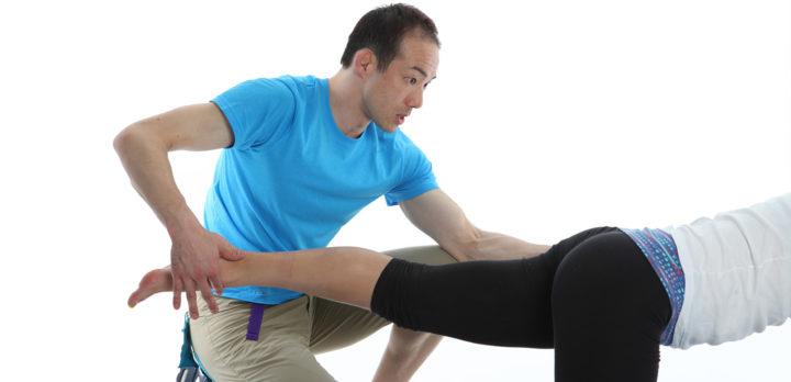 ピラティスで脚の正しい筋肉の使い方を学ぼう!ピラティス理論を活用したパーソナルトレーニングで脚やせ筋トレの画像